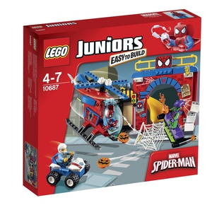 LEGO® Juniors 10687 - Spider-Man(TM) Versteck