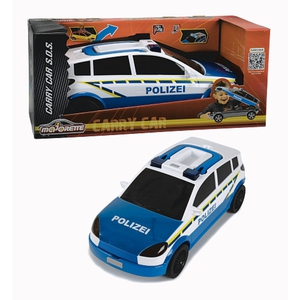 Majorette - S.O.S.: Carry Car, Polizei