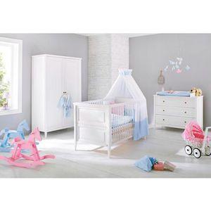 PINOLINO   3-tlg. Babyzimmer Smilla
