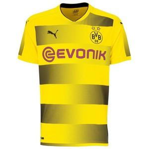 Fußballtrikot BVB Borussia Dortmund 2017/2018 Erwachsene gelb PUMA