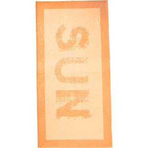 Yorn Home Strandaken Sun Velour, 80x160 cm, orange