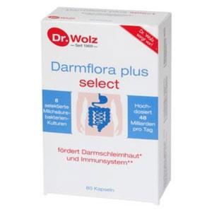 Dr. Wolz - Darmflora plus select Kapseln 40Stk