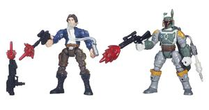 Star Wars Episode 7 - Hero Mashers Battle Packs - inkl. 2 Figuren, verschiedene Charaktere