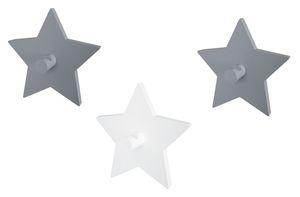 Roba - Universal-Wandhaken - Little Stars - 3er Set