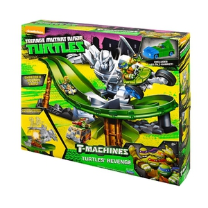 Turtles - T-Machines Revenge Playset