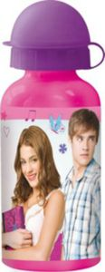 Alu-Trinkflasche Violetta, 400 ml
