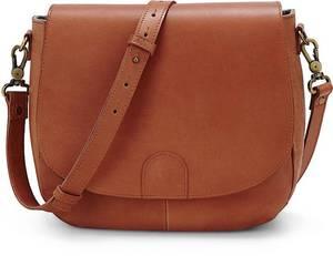 Saddle Bag von Cox in braun mittel für Damen. Gr. 1