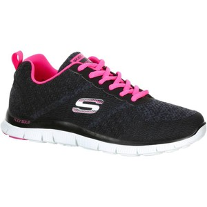 Walkingschuhe Flex SimplySweet Damen blau SKECHERS
