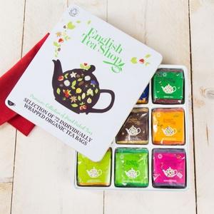 Hochwertige Tee-Geschenkbox aus Metall 14,39 € / 100g