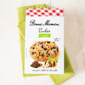 Bonne Maman Cookies chocolat et noisettes 225g 2,13 € / 100g