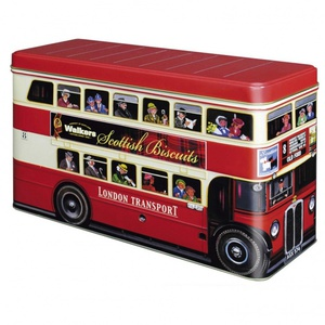 Biscuit Selection ´´London Bus´´ Tin 450g 31,09 € / 1000g