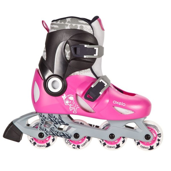 inline skates inliner play 5 girl kinder gr enverstellbar. Black Bedroom Furniture Sets. Home Design Ideas