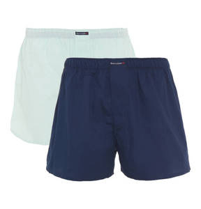 Rover & Lakes        Boxershorts, 2er-Pack, Baumwolle