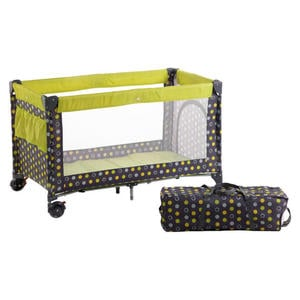 Chic 4 Baby Reisebett ´´Luxus´´, Lemontree