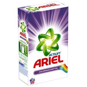 Ariel Actilift™ Colorwaschmittel, 100 WL