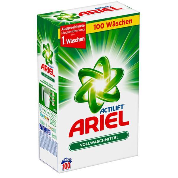Ariel Actilift™ Vollwaschmittel, 100 WL