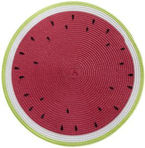 Platzset - aus Kunststoff - Ø = 39 cm - verschiedene Designs