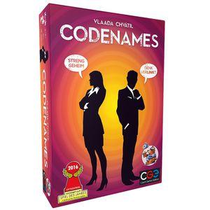 Codenames - Spiel des Jahres 2016