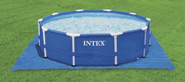 Bodenschutzplane für Intex Easy Pool