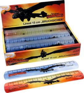 Dragons - Lineal 15cm - Stylex - 1 Stück