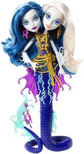 Monster High - Das große Schreckensriff - Peri & Pearl Serpentine