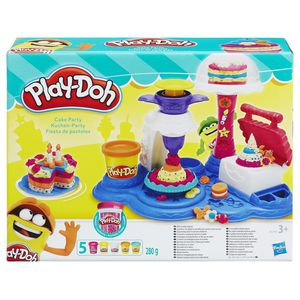 Play-Doh Kuchen Party - Hasbro