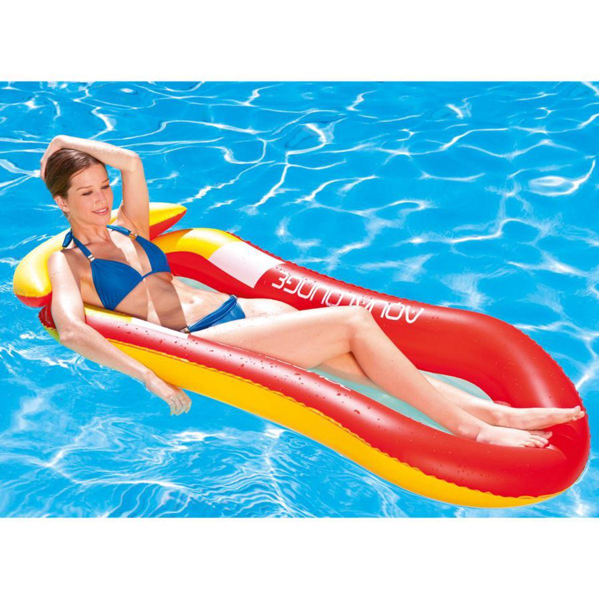 Bild 3 von Bestway Aqua Lounge Luftmatratze 160x84cm