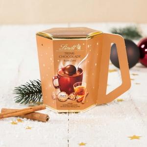Lindt Trinkschokolade Rum-Zimt 125g 3,99 € / 100g