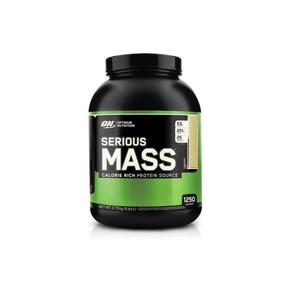 Mass Gainer Serious Mass Vanille 2,7 kg