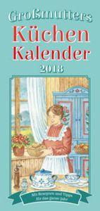 3er-Sparset Großmutters Küchenkal. 2018