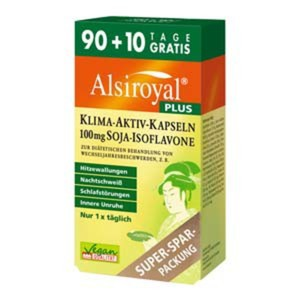 Alsiroyal - PLUS Klima Aktiv 90+10Stk Gratis