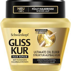 Gliss Kur Hair Repair Ultimate Oil Elixir Struktur-Aufbau