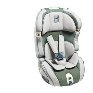 Kiwy Auto-Kindersitz ´´SLF123´´ mit Q-Fix Adapter, aloe grün