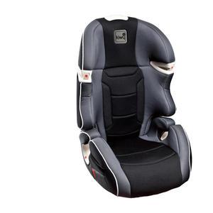 Kiwy Auto-Kindersitz ´´SLF23´´ mit Q-Fix Adapter, carbon schwarz
