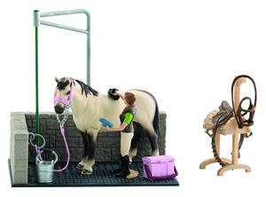 Schleich Farm Life - Pferde Waschplatz - Scenery Pack 42104