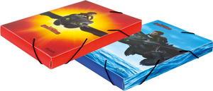 Dragons - Heftbox A4 - Stylex - 1 Stück
