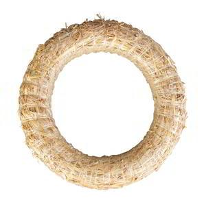 Dekokranz - aus Stroh - Ø = 30 cm