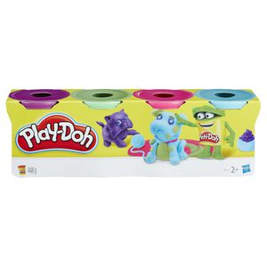 Play-Doh 4er Pack Knete - Hasbro