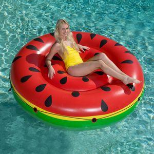 Bestway Schwimminsel Wassermelone