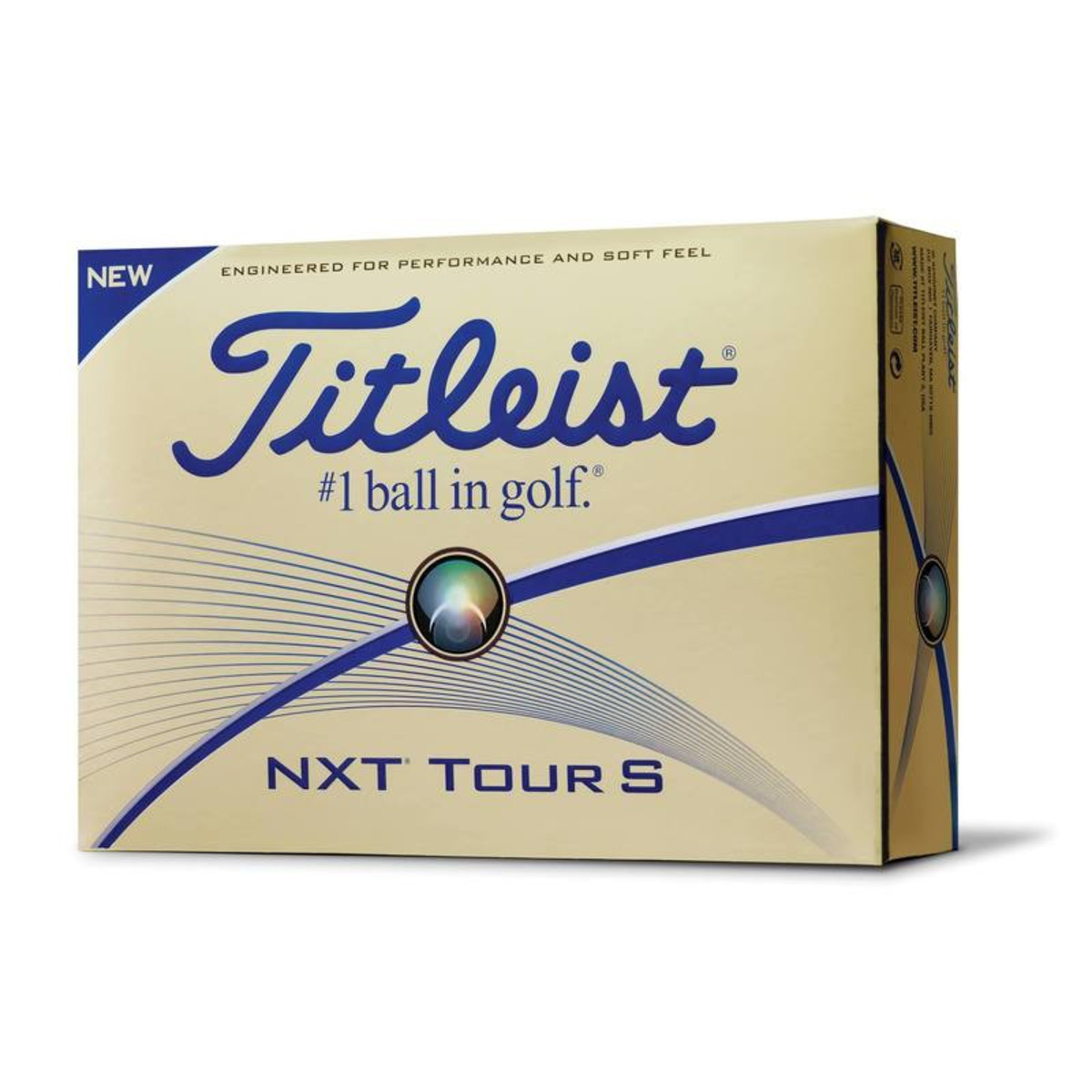 Bild 1 von Golfbälle NXT Tour S 12 Stück