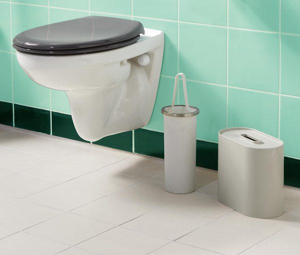 WC Bürste Mit Kindersicherung