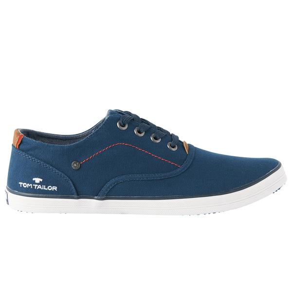 info for b4073 47de2 schlichte Stoff-Sneaker von