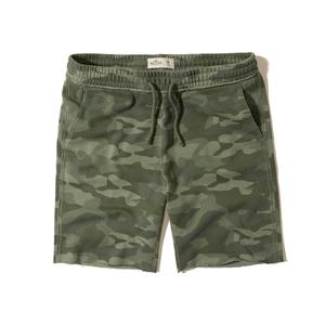 Camo Classic Fit Fleece Shorts
