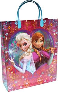 Die Eiskönigin - größe M - Geschenktasche mit Kunststoffgriff