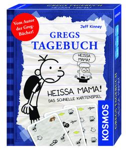 Gregs Tagebuch Kartenspiel Kosmos
