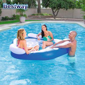 Bestway CoolerZ Badeinsel X3