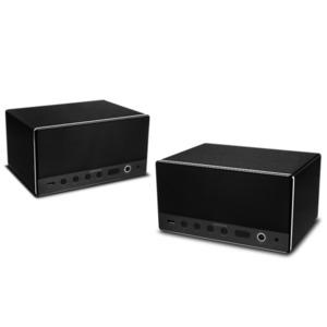 Sparpaket - 2x  Multiroom Lautsprecher MEDION LIFE P61071 MD 43035 schwarz