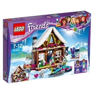 LEGO Friends - 41323 Chalet im Wintersportort