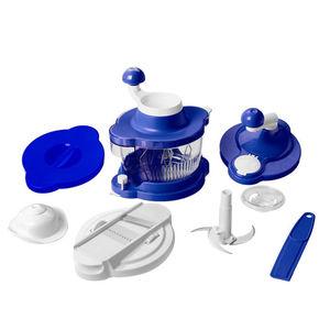 Genius Twist-Cutter, 10-teilig, blau
