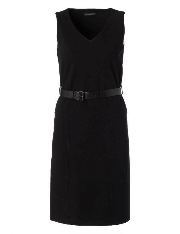 Cocktailkleid schwarz 38